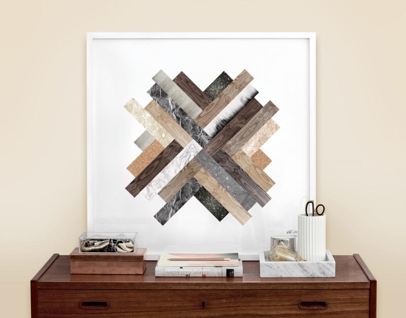 The Minimalist x Kristina Krogh limited edition print
