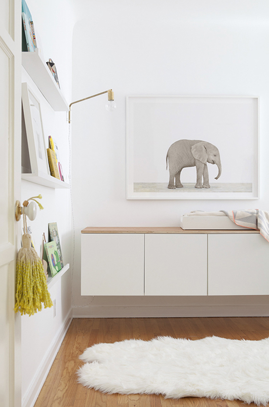 The Minimalist x The Animal Print Shop by Sharon Montrose