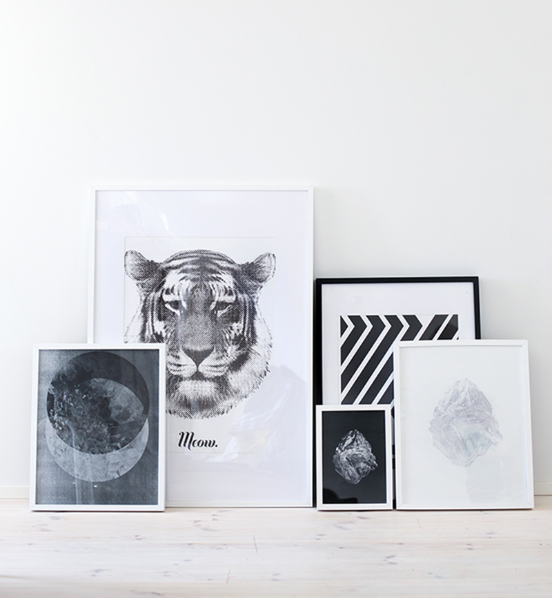 The Minimalist x New prints