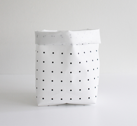 The Minimalist x Piste storage sack by Varpunen