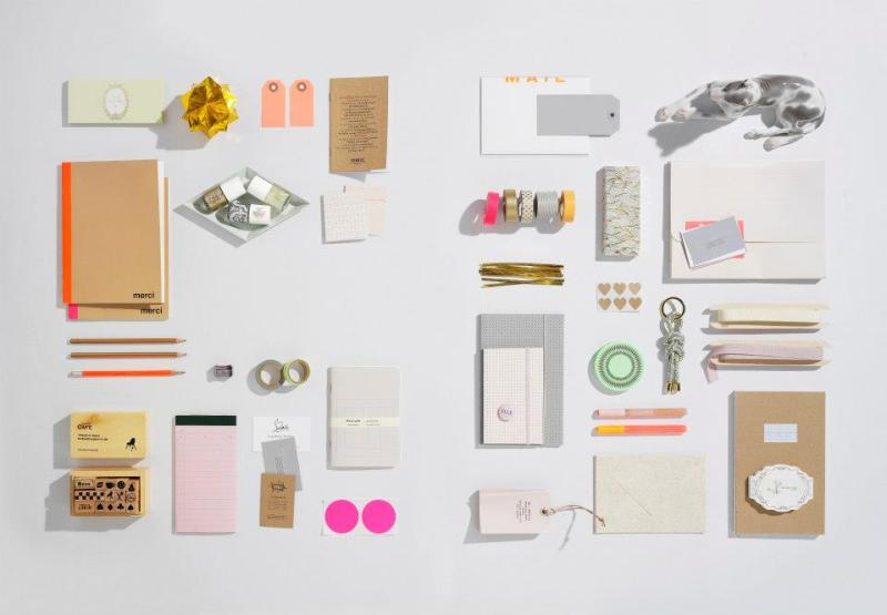 The Minimalist Blog x Things organised neatly