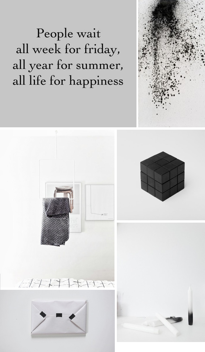 The Minimalist Home x Friday things
