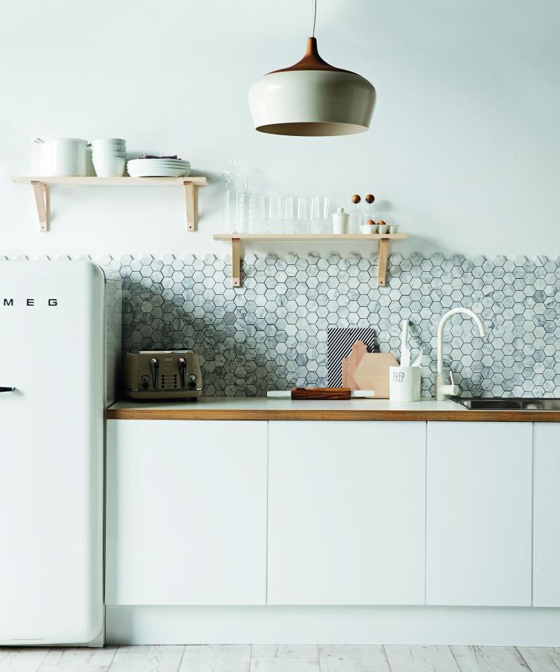The Minimalist x Kitchen looks