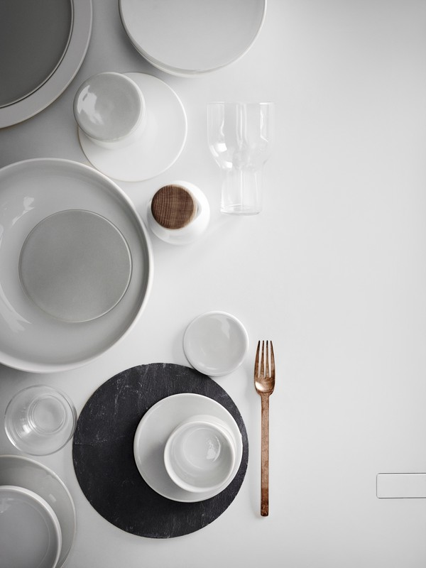 The Minimalist x New Norm dinner ware