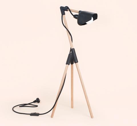 The Minimalist x Mr Dowel Jones x Desk lamp