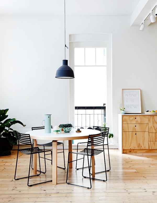 The Minimalist Home x Homes we love / Paul Marcus + Dan Honey