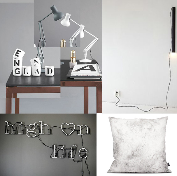 The Minimalist Home x Grey moodboard