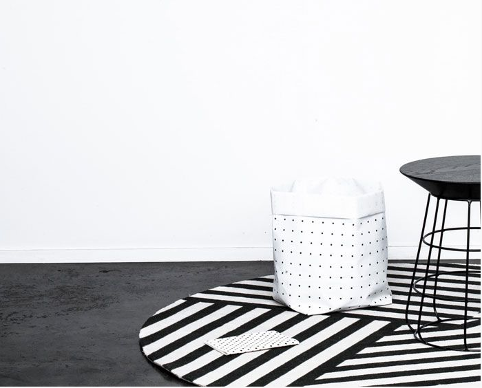 The Minimalist Home x Fancy design rug