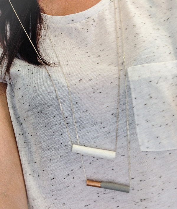 The Minimalist NYC x AMM necklace collaboration2