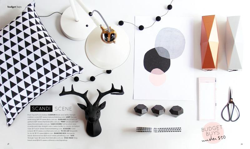 The Minimalist Home x Adore Home magazine feature